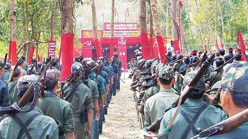 Application of Galtung's ABC Model on the Naxalite Insurgency of India